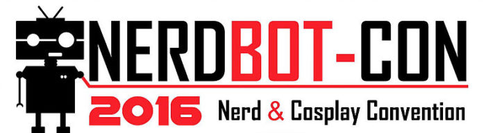 Nerdbot Con, Scuba Steph Cosplay Logo