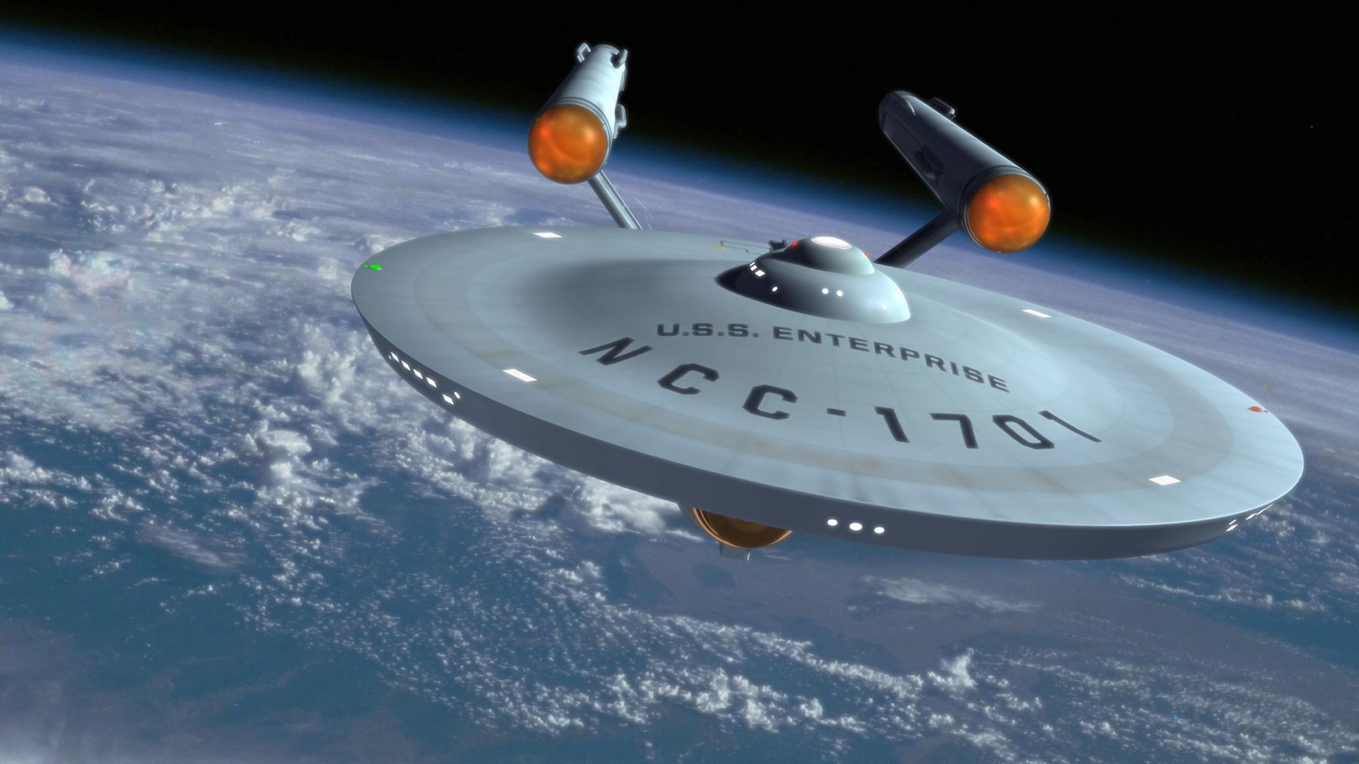 7 Star Trek Facts – Permission to Land?