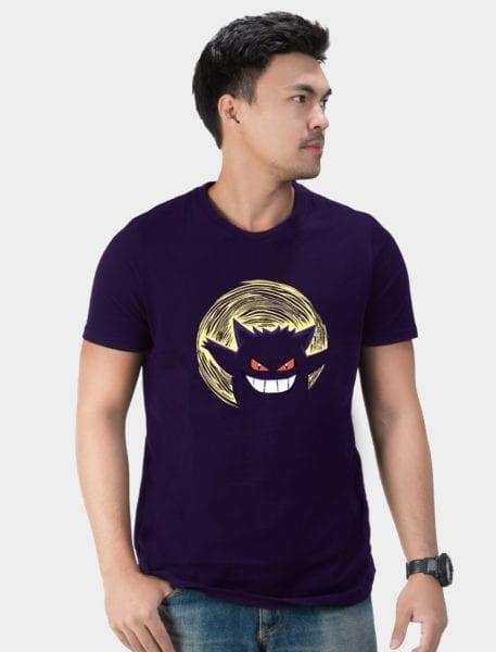 product-gengar-shirt-pokemon-shirt-tee-model