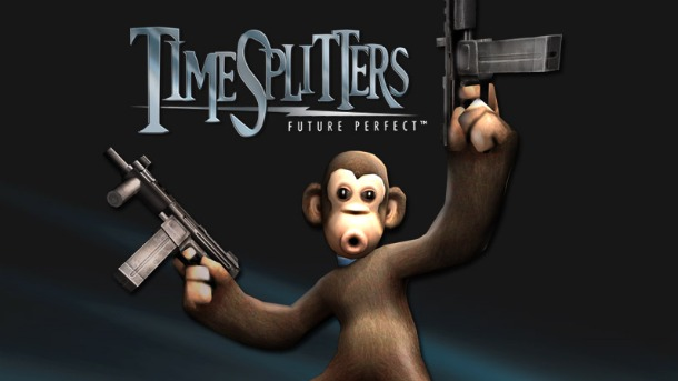 Games with time travel? Timesplitters is great
