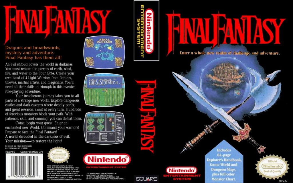Final Fantasy is one of our favourite games with time travel
