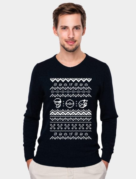 pokemon-christmas-sweater-retro-sprite-pixel-model