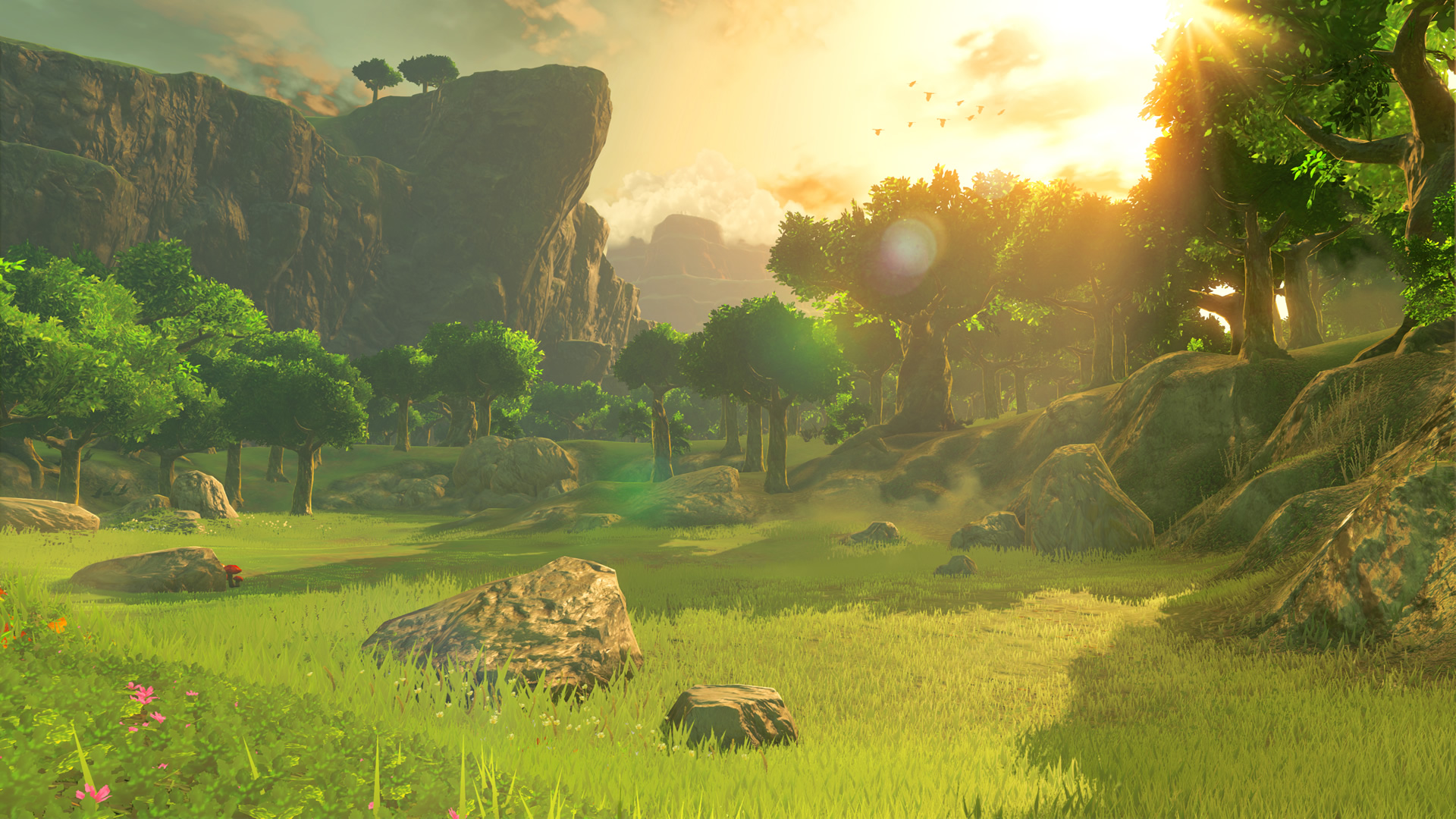 Breath of the Wild is our Top Zelda Game