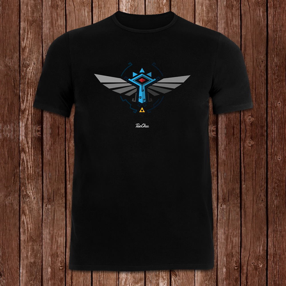 Introducing our Breath of the Wild Shirt