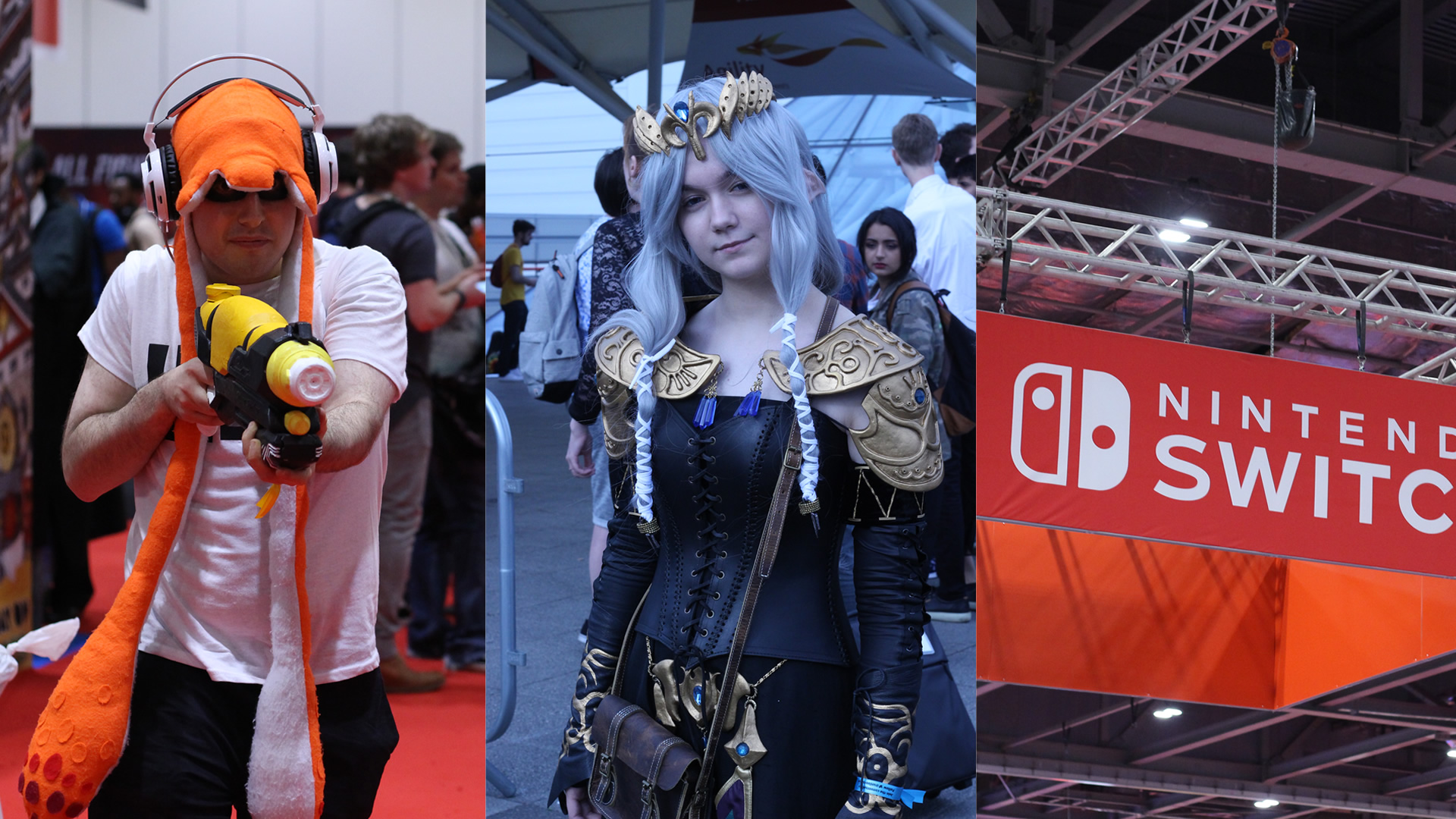 MCM Comic Con London May 2017 – The Best Bits