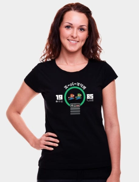 product-mario-bros-shirt-model