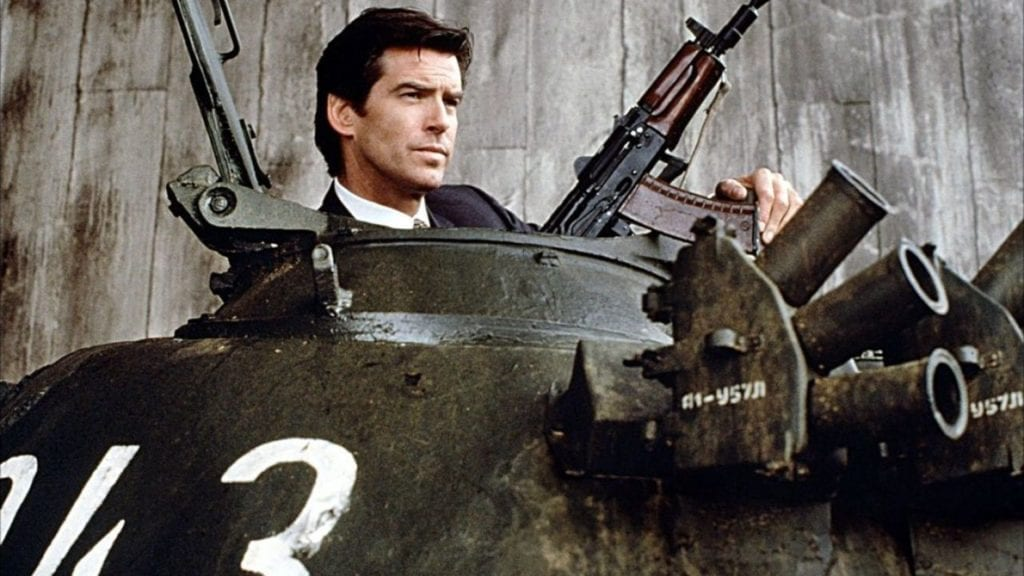 A visit to the Goldeneye 007set for Rare!