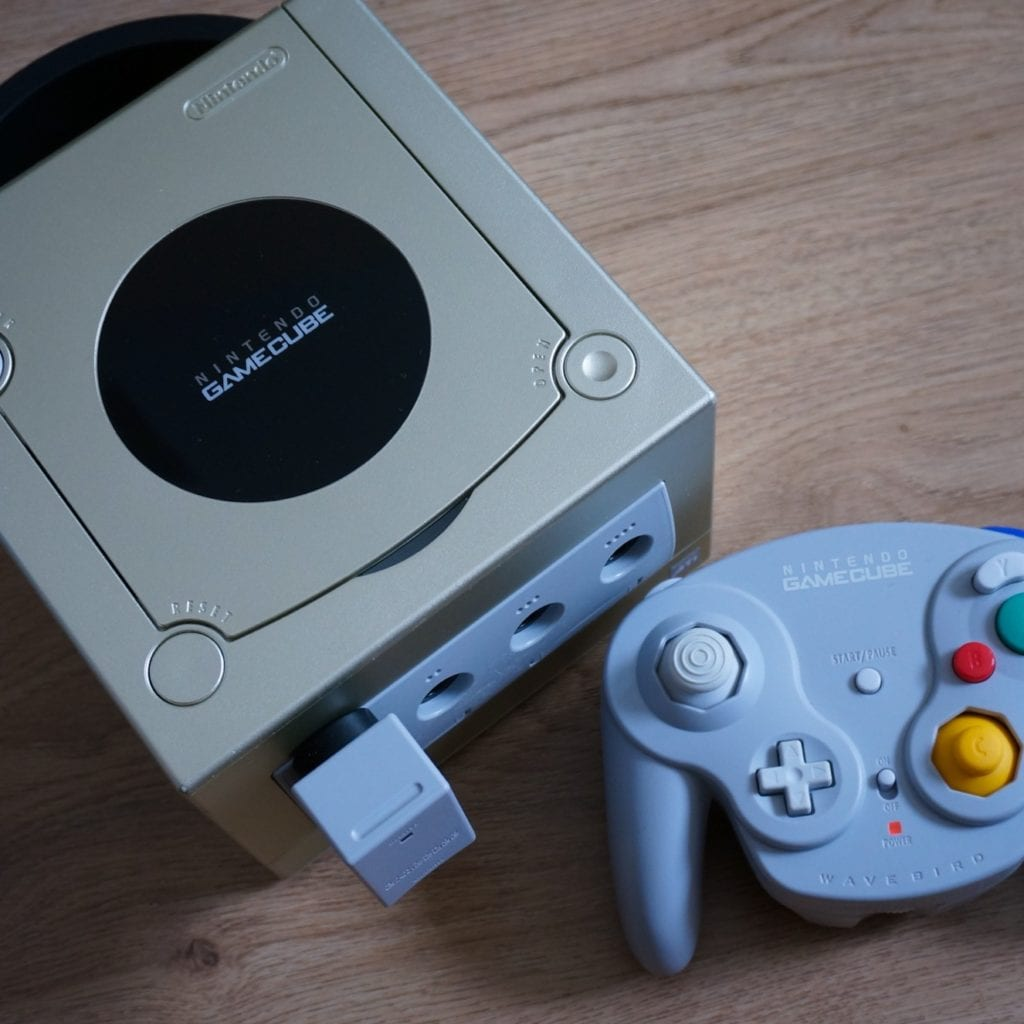 The classic GameCube