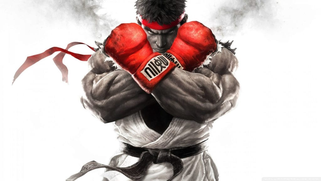Top Classic Fighting Games from Smash Bros .to Street Fighter