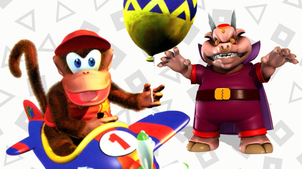 Why Diddy Kong Racing is Still Great