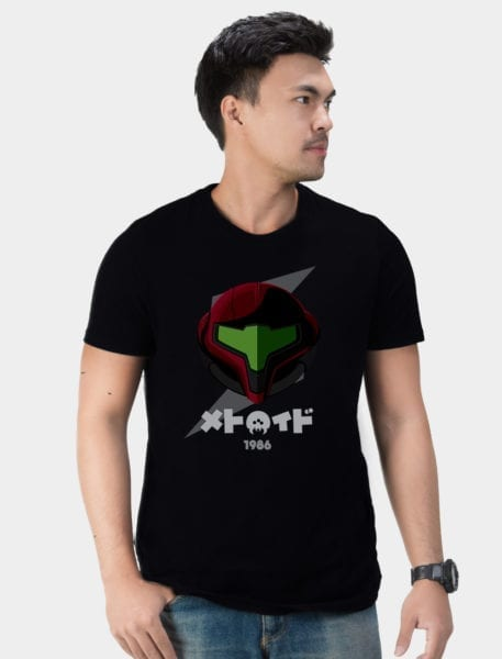 metroid-samus-aran-bounty-hunter-shirt-model1