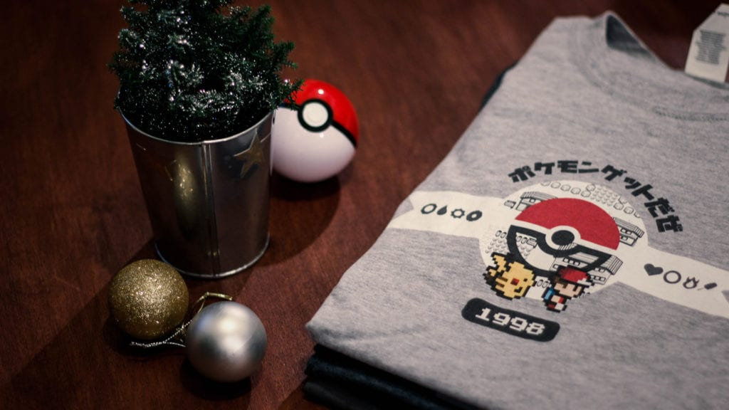 Rock the Gaming Shirt: Festive Gift Guide
