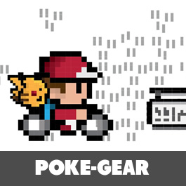 Pokemon gear, tees and exclusive prints