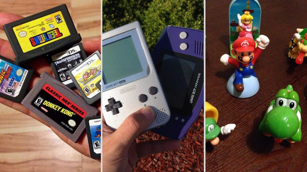 The Retro World Interview: Classic Nintendo Games and Figures
