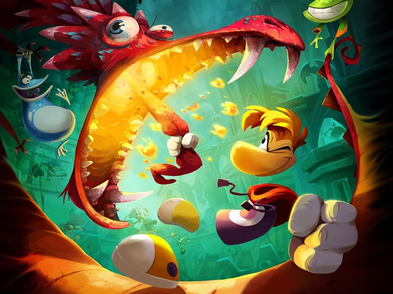 Could Rayman enter the Smash ring?