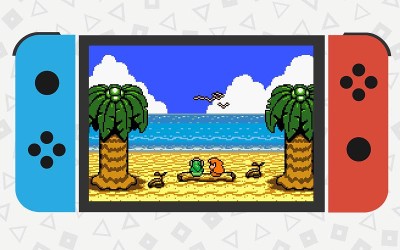 Legend of Zelda: Links Awakening for Switch