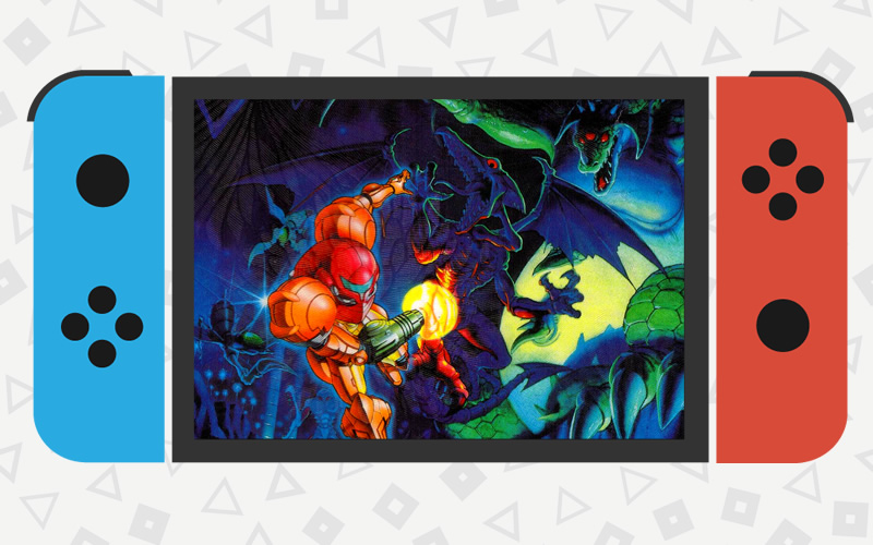 Super Metroid would be incredible on Switch