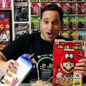 Deliciously tasty retro treats for YouTuber Dan @theretroworldtv