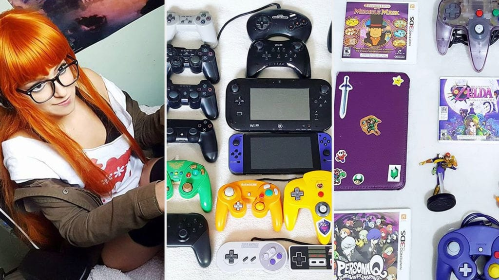 Interview: @the_jazzykitten on Game Collecting, Cosplay and Pokemon Makeup