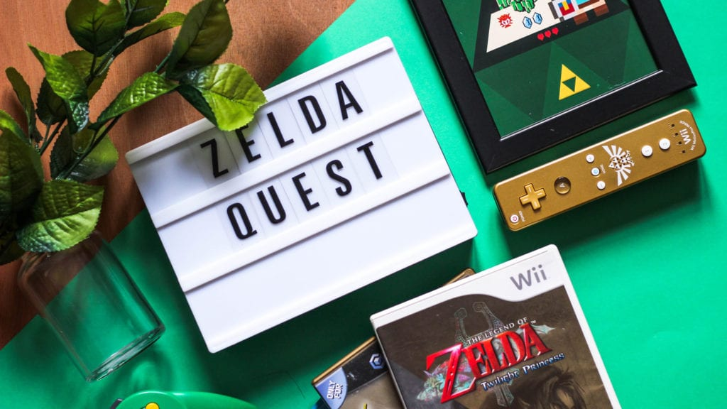 Take the Zelda Challenge: 15 Heroic Questions