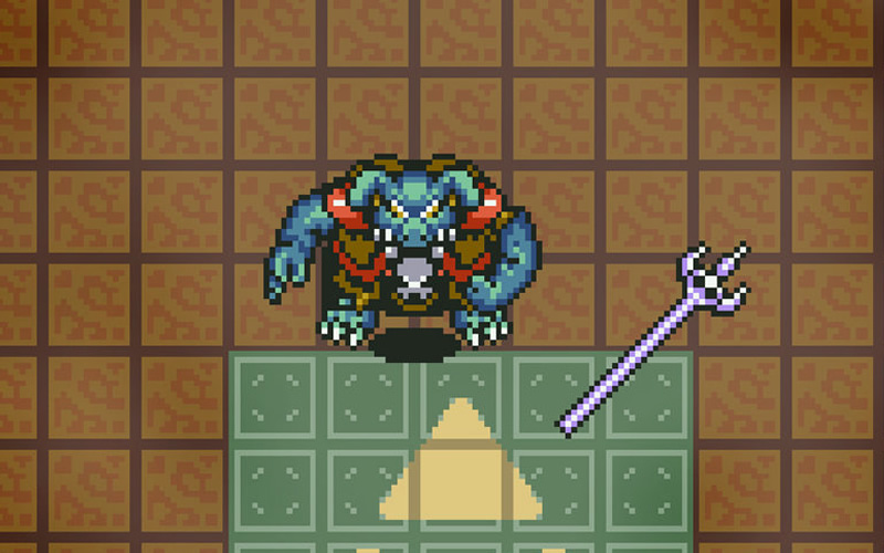 Who tries to resurrect Ganon in A Link to the Past?