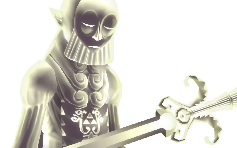 Who Wields the Sword of the Six Sages in Twilight Princess?