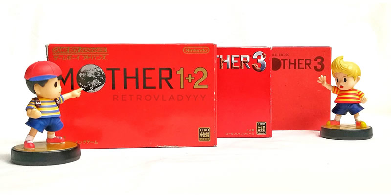 Even more rare treats with Mother 3 from retrovladyyy