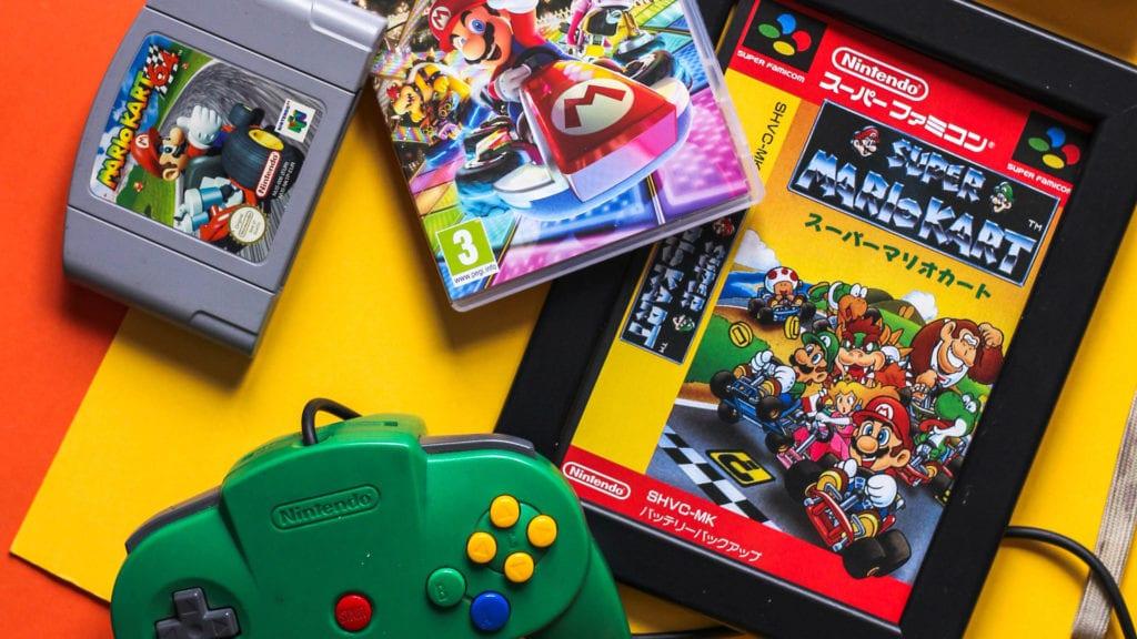 Mario Kart History: How Nintendo Transformed Racing