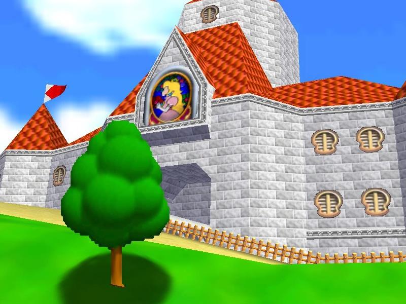 Recognise this familiar castle?