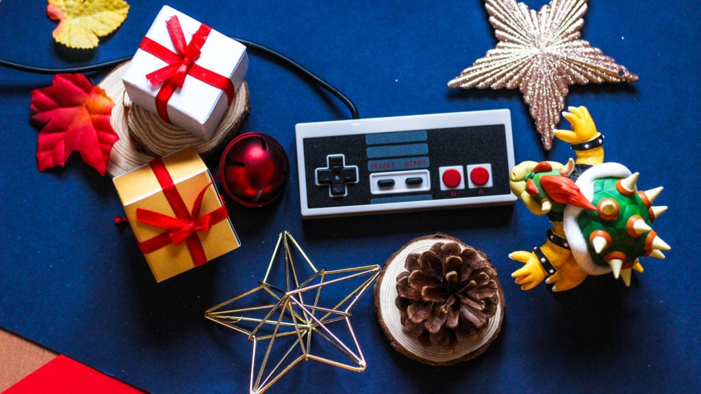 Unique Geeky Christmas Gifts 2018 – Zelda to Mario Kart