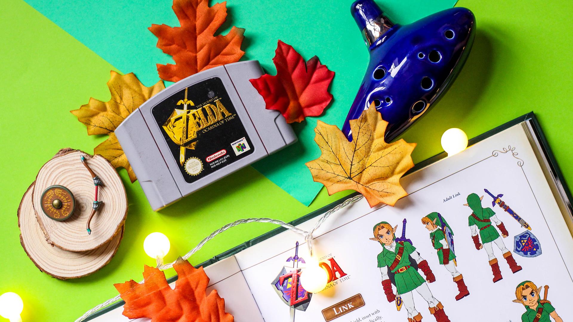 Can You Defeat Our Zelda Ocarina Of Time Quiz Teechu