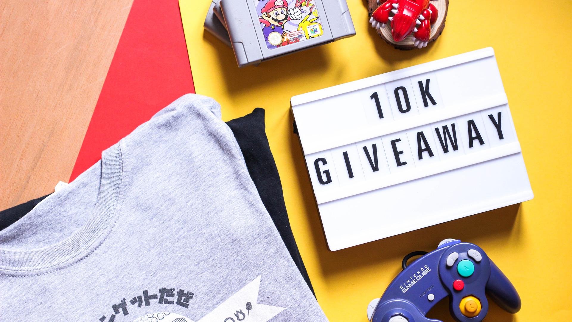 Win a TeeChu Tee in our 10k Giveaway