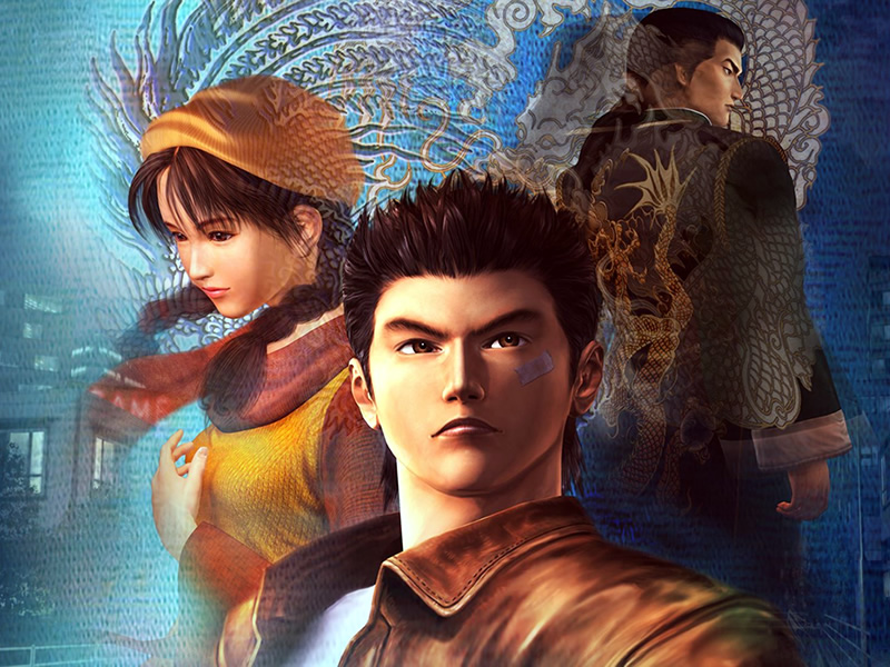 Wrapping up the year with a Shenmue Anniversary!
