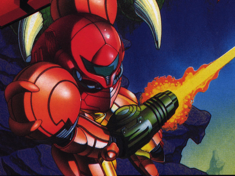 Celebrating its 20th birthday this year, it's Super Metroid