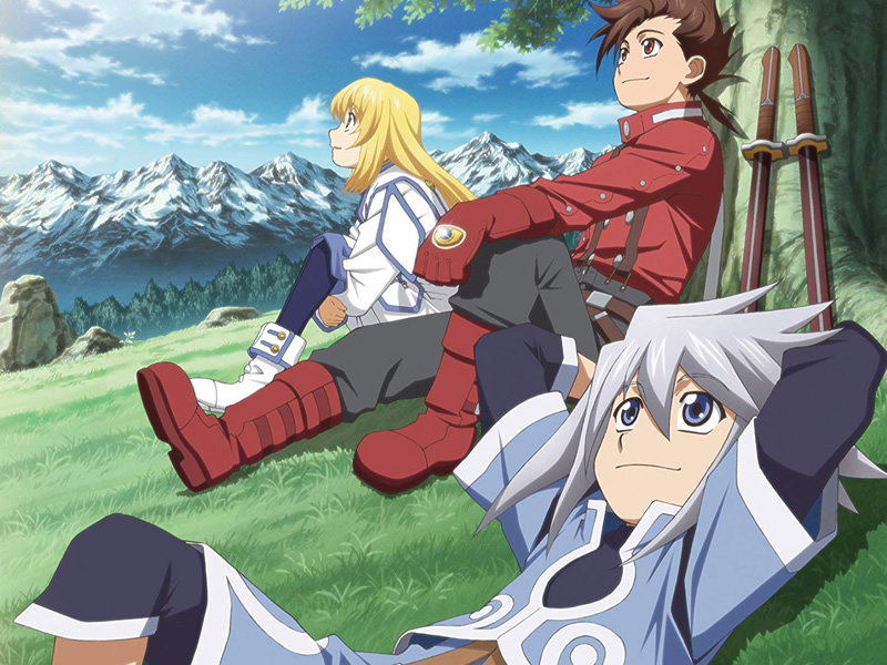 A Tale of Tales of Symphonia turning 15