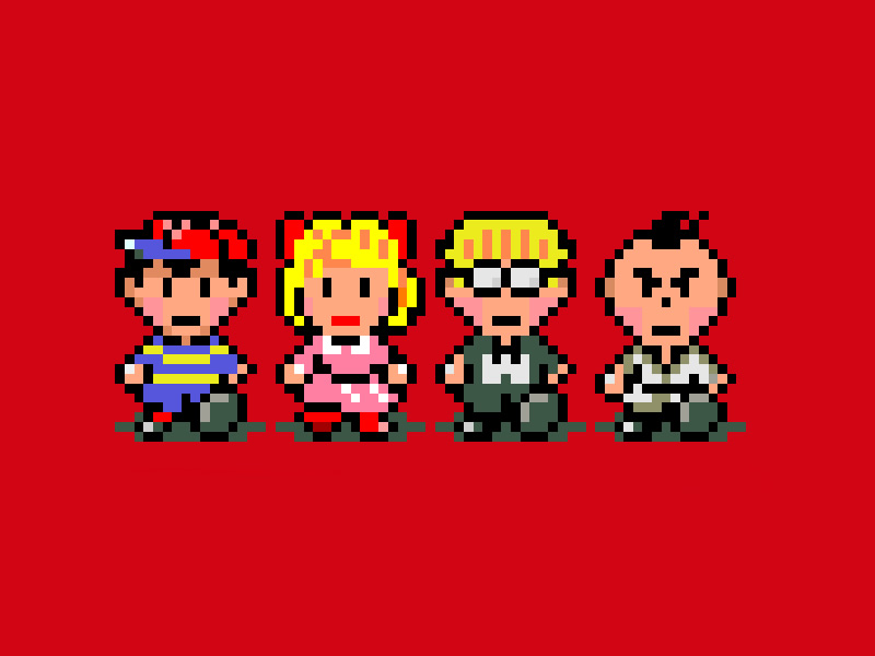 Mother 2 (Earthbound) celebrates 25th anniversary!