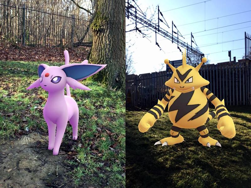Pokémon, meet Planet Earth