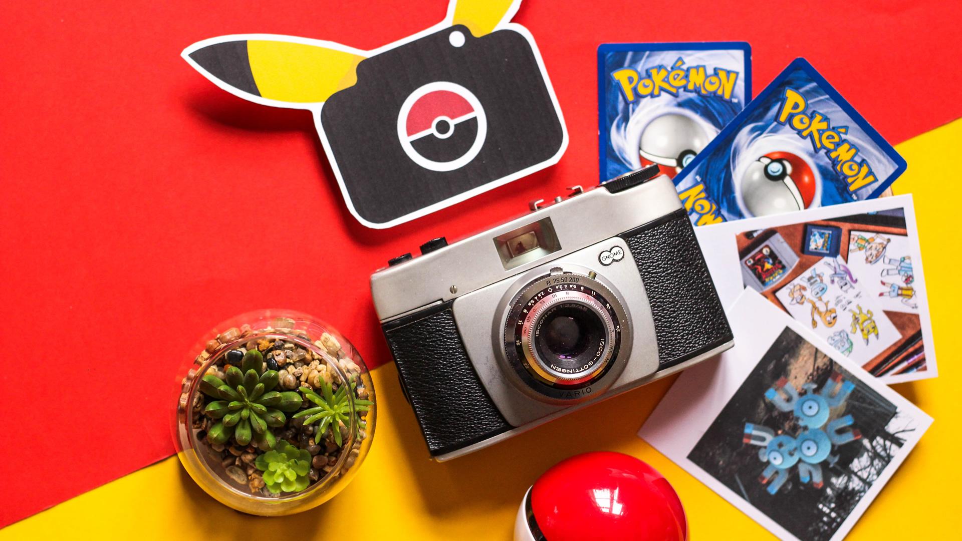 #PokemonSnapWeek – Celebrating 20 Years of Pokemon Snap!