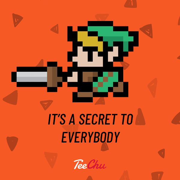 A Zelda baddie with a secret