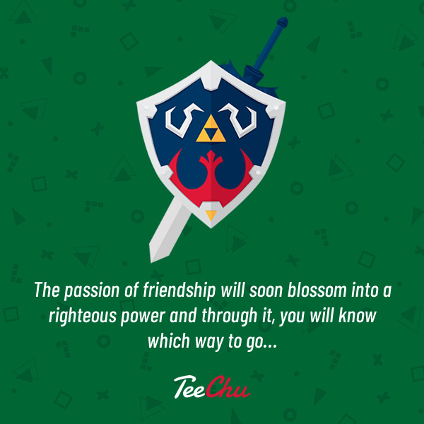 The power of Zelda friendship
