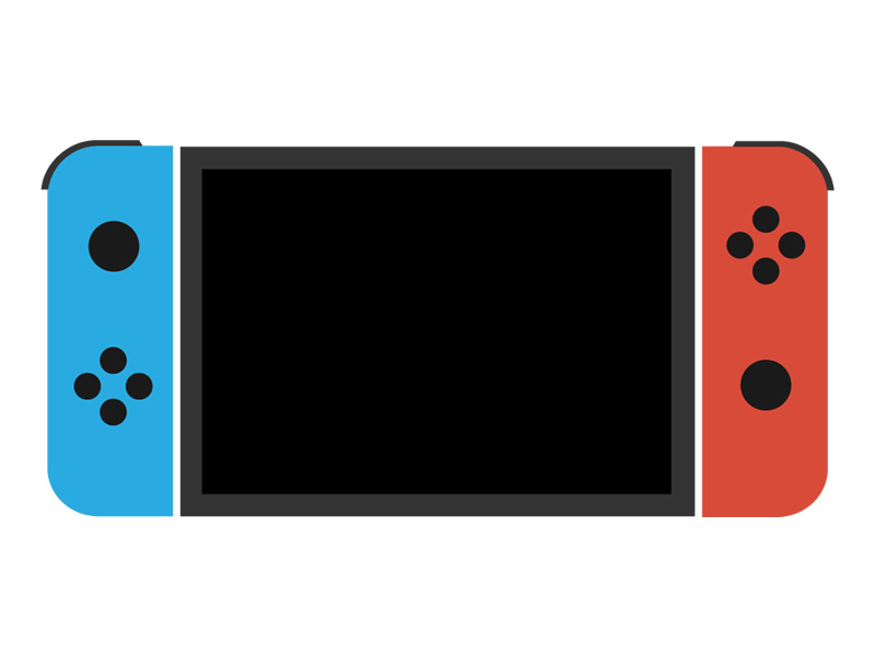 Nintendo's most recent controller innovation - the Switch!