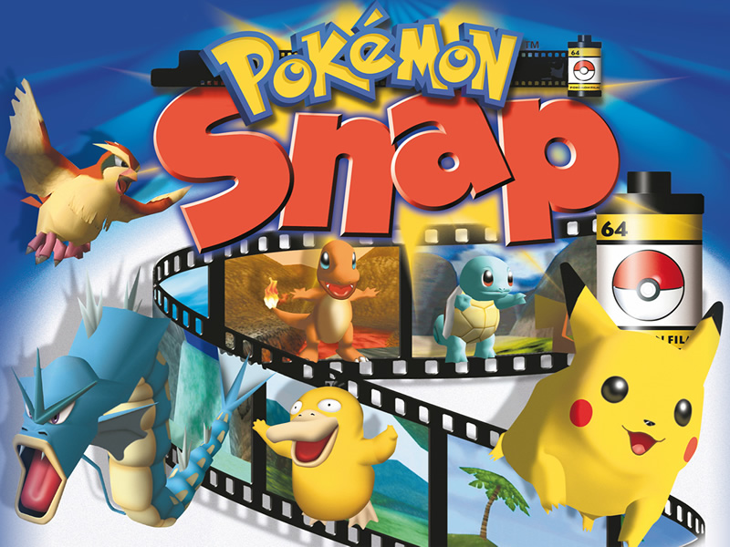 A much needed Pokemon Snap sequel for Switch!