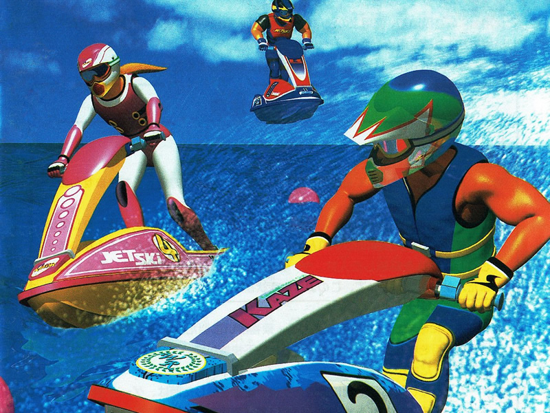 Could Wave Race make a Switch splash?