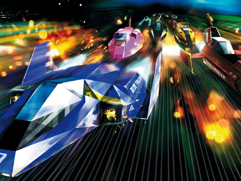 A much needed Switch comeback for F-Zero X