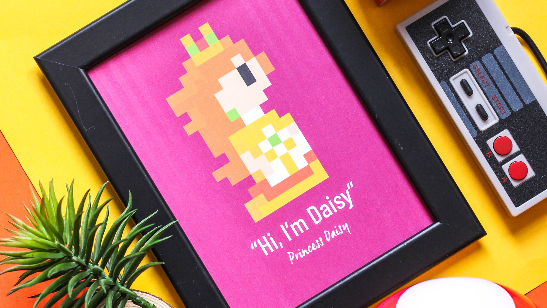 5 Awesome Princess Daisy Facts