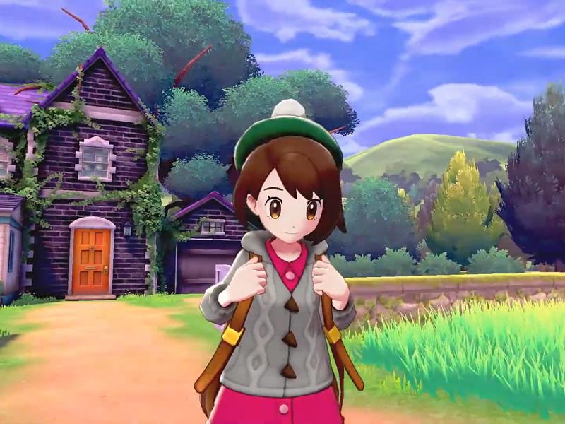 Pokémon Sword and Shield Leaks