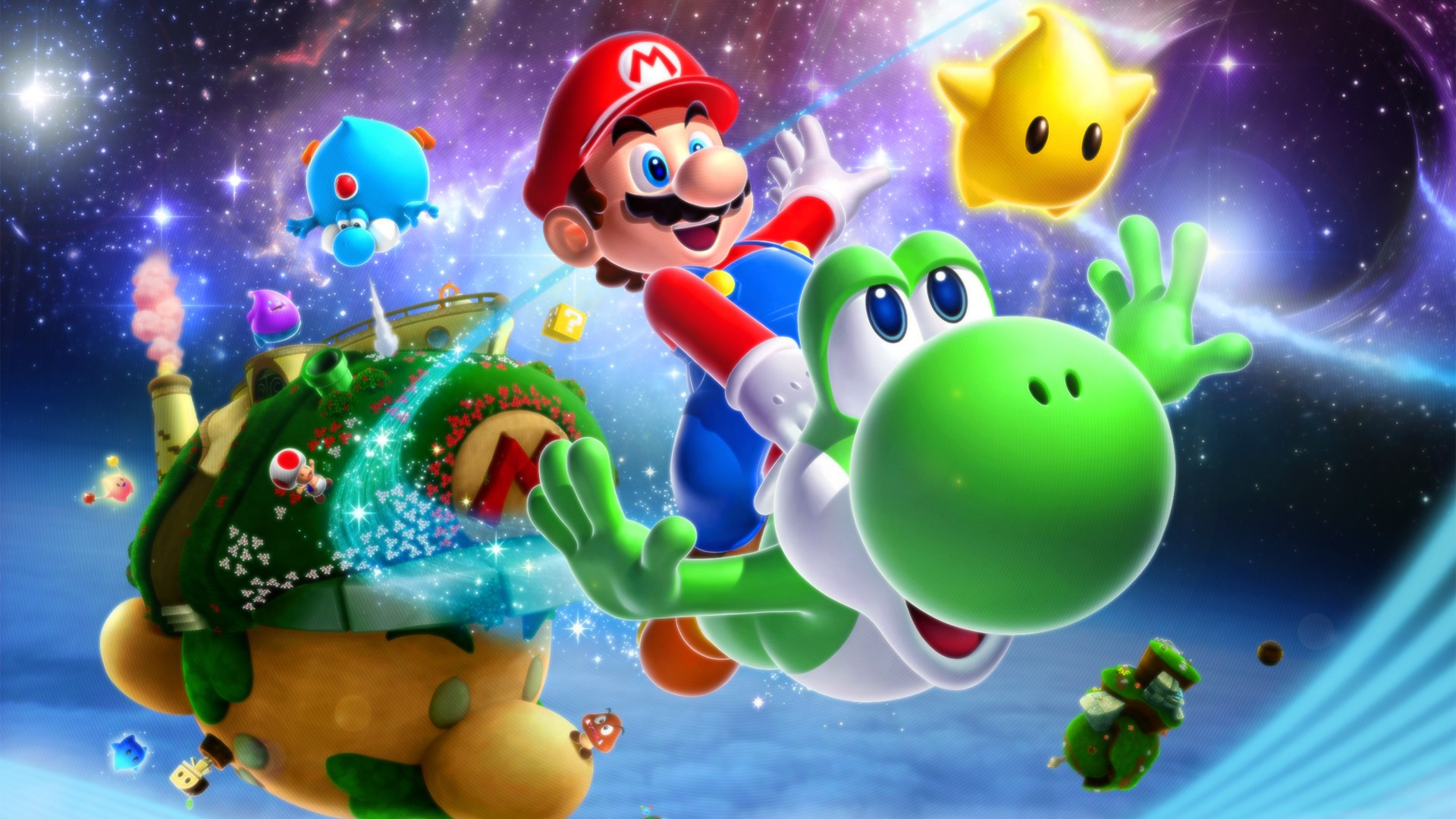 What if Nintendo Made Super Mario Galaxy 3?