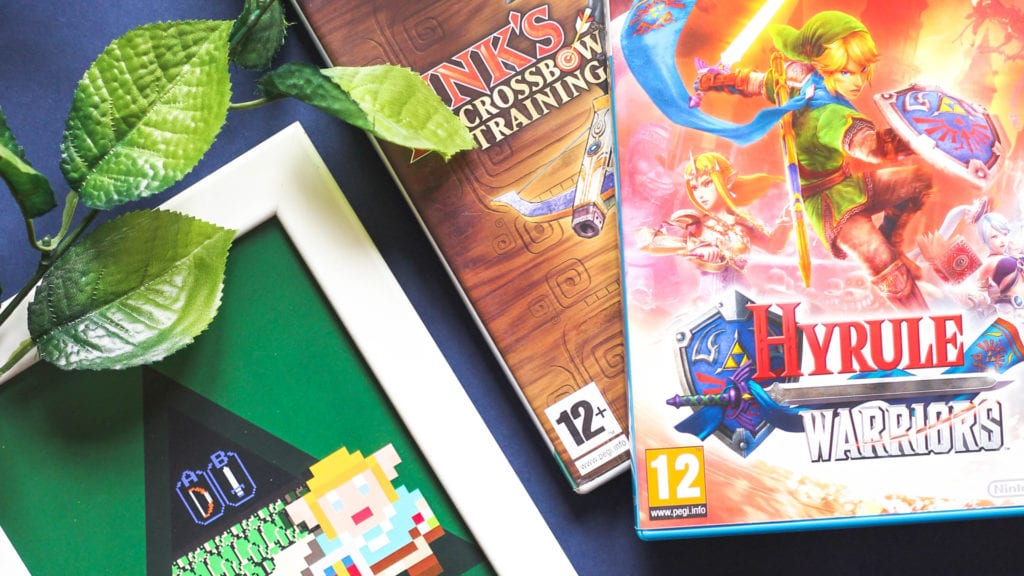 Weird and Wonderful Legend of Zelda Spin-off Games
