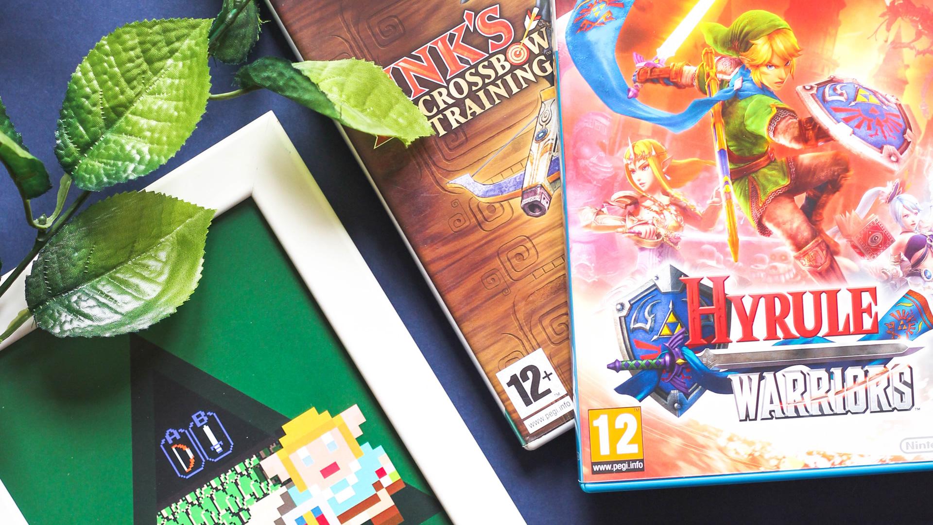 Weird and Wonderful Legend of Zelda Spin-off Games