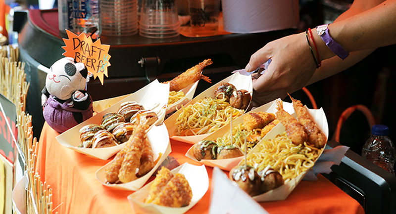 Japanese Grub? One of our Top 5 Things About Hyper Japan!